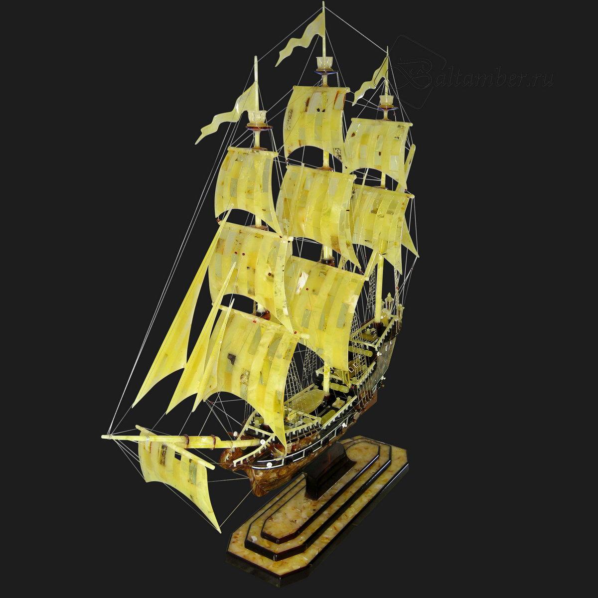 Корабли подарок сувениры