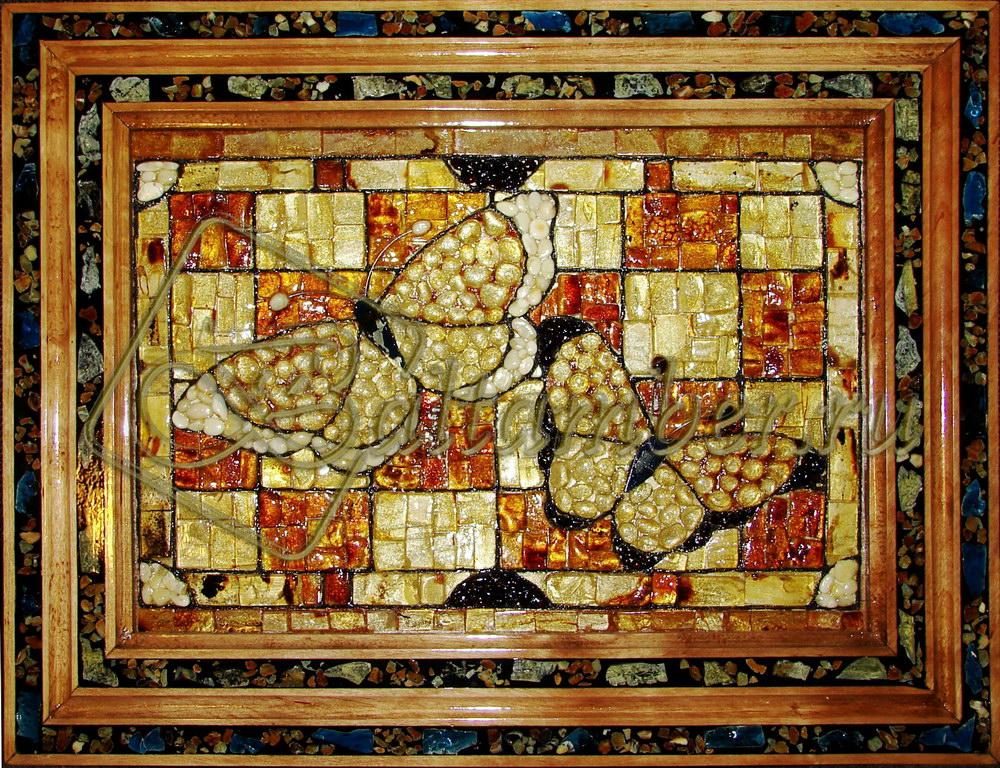 Сделать картину из мозаики своими руками 96