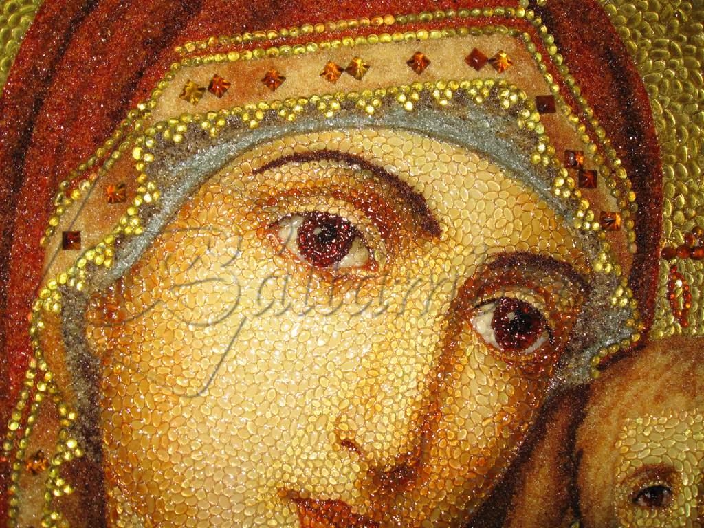 Икона из мозаики своими руками 68